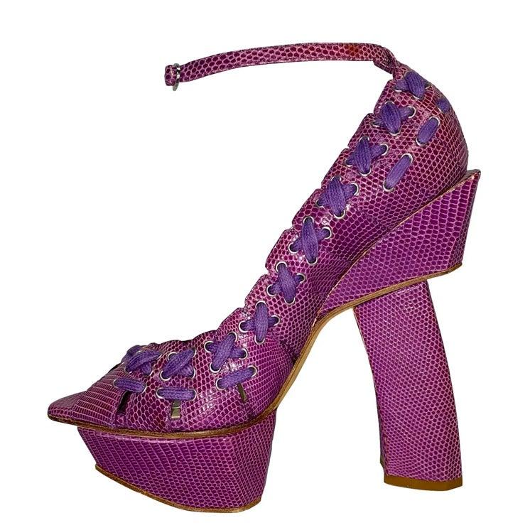purpleshoe